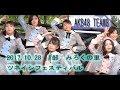 AKB48 TEAM8 LIVE 1部 みろくの里 ツネイシフェスティバル チーム8 ライブ 2017.…