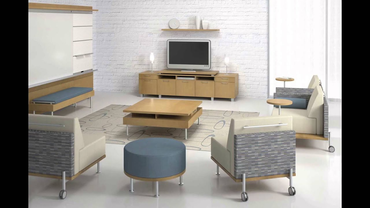 Collaboration furniture for creative office space youtube for Creative furniture for small spaces