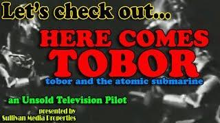 Here Comes Tobor (Unsold television pilot) || a classic TV encore