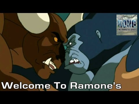 KONG | S1E19 | Welcome To Ramone's