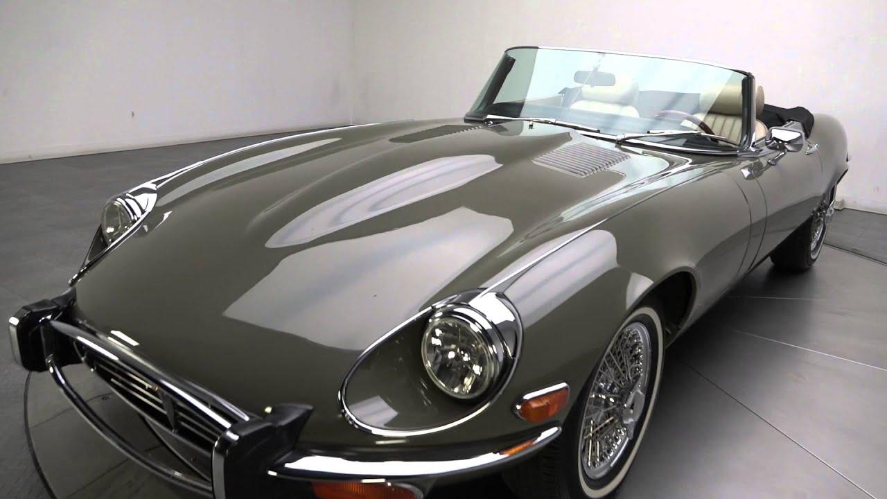 135440 / 1974 Jaguar XKE