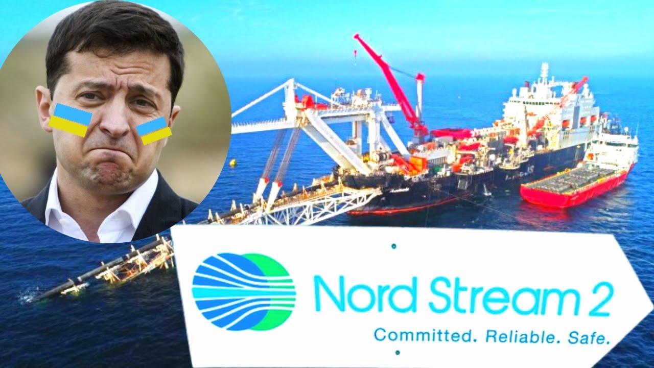 Bedeutet Nord Stream 2 das Ende des Projektes Ukraine?