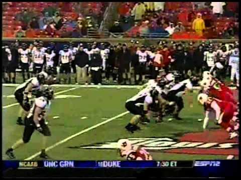 Louisville Vs Cincinnatti Football 2004 (FULL GAME)