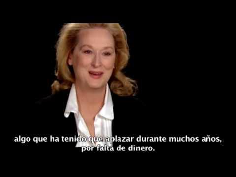 No Es Tan Fácil Entrevista Con Meryl Streep