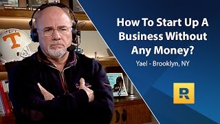 How To Start Up A Business Without Any Money?