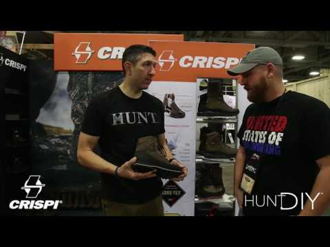 Crispi 2017 Boot Line Up Hunt Expo