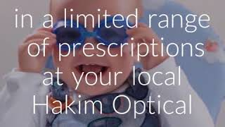 Prescription Swimming Goggles!