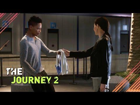 QUE GOLAÇO KIM 😱 ELA ME DEU A CAMISA  FIFA 18 THE JOURNEY 12