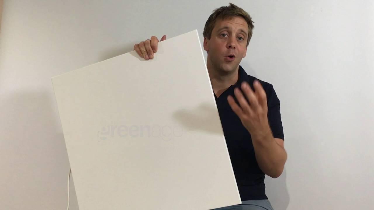 Infrared Heating Panels TheGreenAge