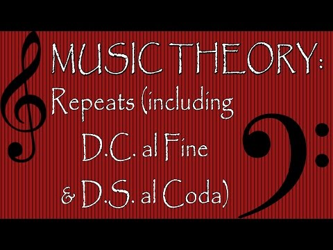 Music Theory: Repeats