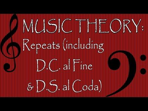 Music Theory: Repeats