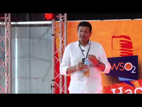Mano Sekaram, WSO2 Hackathon 2014