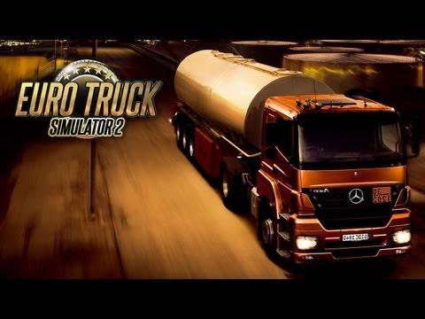 Euro Truck Simulator 2 (#1) No to jedziemy