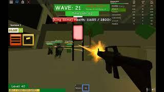 ROBLOX Zombie Attack #8