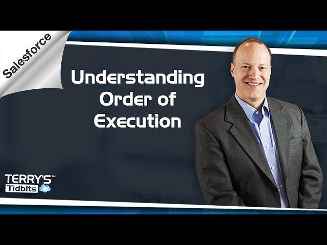 Salesforce Understanding Order of Execution