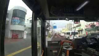 琉球バス  21  中の町~泊高橋