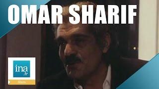 Omar Sharif, sa passion pour le bridge | Archive INA