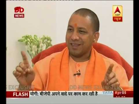 Yogi Adityanath's FIRST TV interview: Anti-romeo squads do not differentiate on caste basis