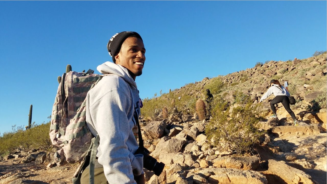 The Black Outdoors - Arizona Excursion
