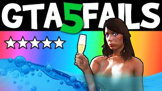 GTA 5 FAILS – EP. 30 (GTA 5 Funny Moments compilation online Grand theft Auto V Gameplay)