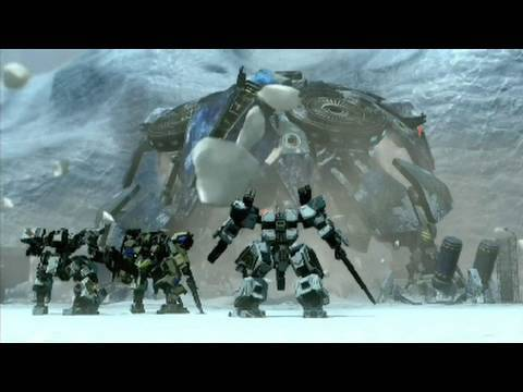 Front Mission: Evolved - E3 2010: Official Trailer | HD