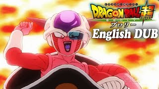 Dragon Ball Super: Broly Movie Trailer #2 English DUB Full Length Trailer Revealed