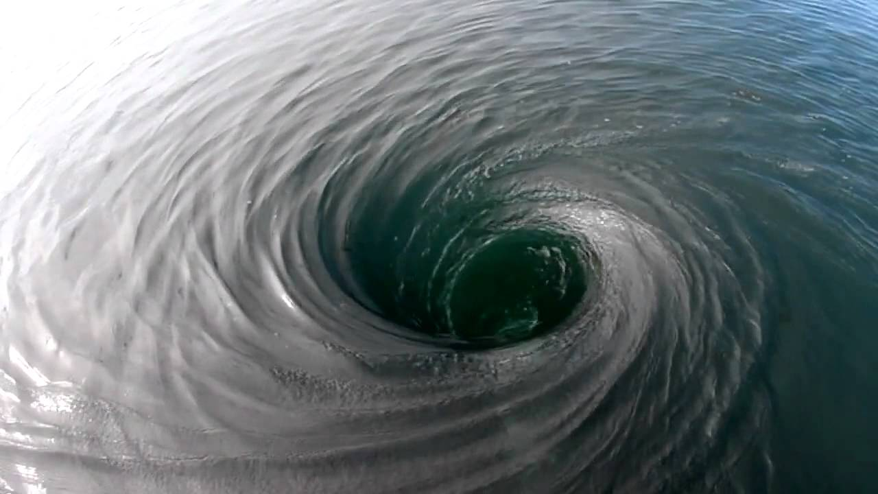 Biggest Whirlpool In The World Exclusive Youtube