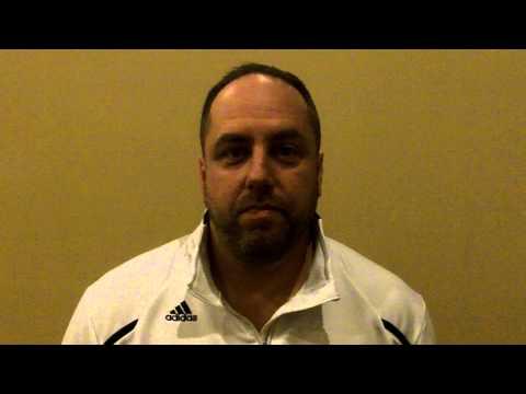 Pre-Johns Hopkins Interview w/ HC John Paul