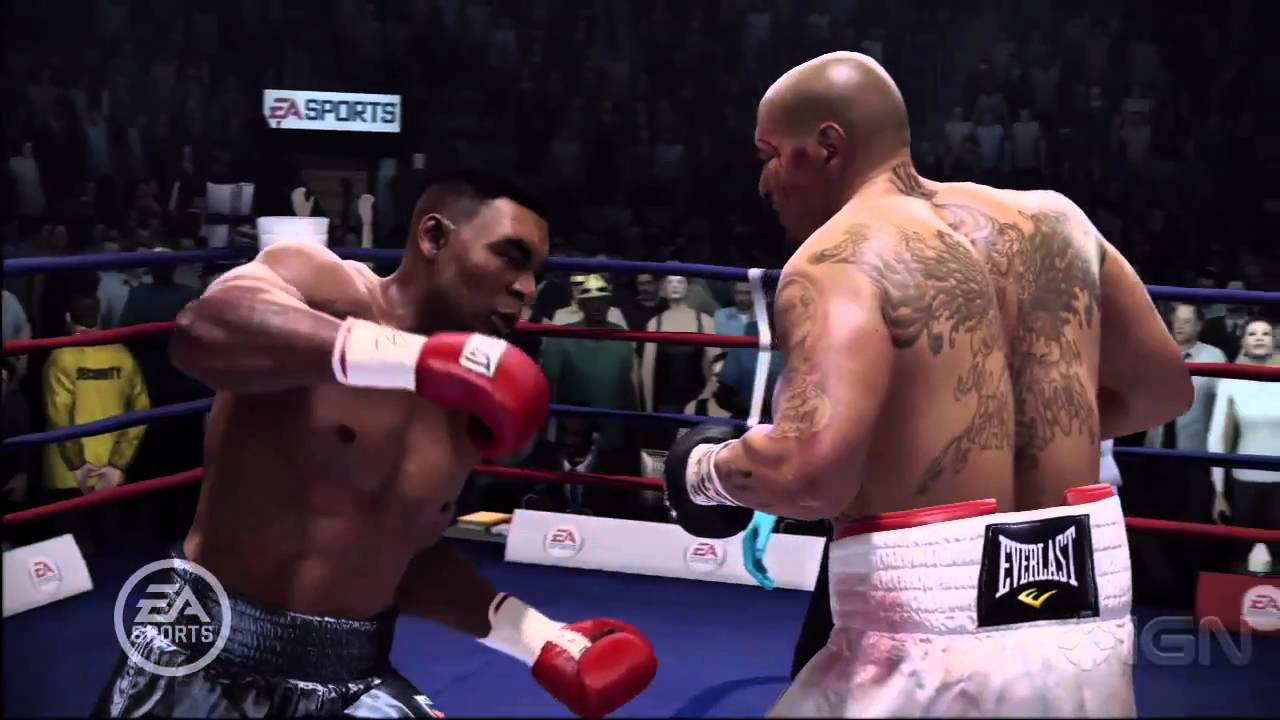 detailing sale online 50% off Fight Night Champion: Fight Damage Video