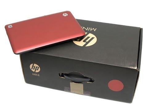 HP Mini 210 : Unboxing Video