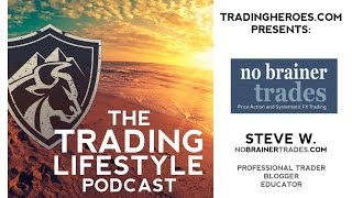 TTL #13 // FX Trader Interview With Steve W. - The Only Thing You Need To Remember When Trading