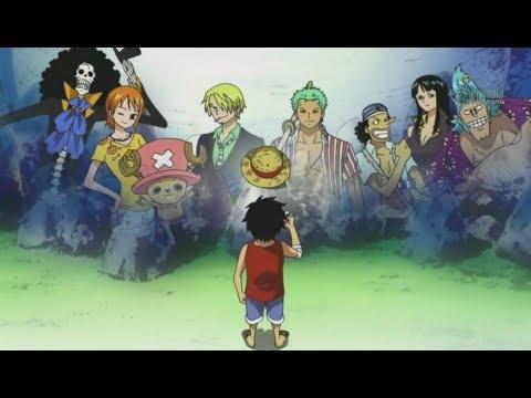 One Piece - Nyanyian untuk sang kapten (There Shape to no a dream - Nico nico pirate) 832