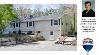 9 Evelyn Road, Beverly, MA Presented by The Quail Group.