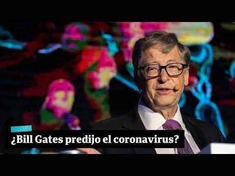 Bill Gates anticipó la llegada de un virus mortal