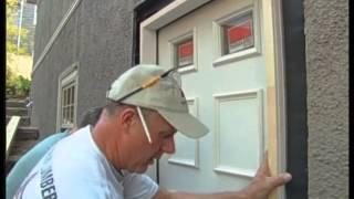Cutting an Exterior Door to Fit