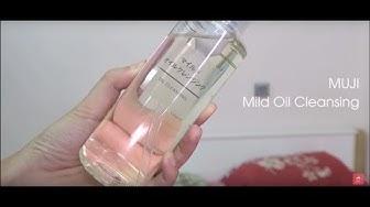 Dầu tẩy trang Muji Cleansing Oil review | Shop Nhật Chaly