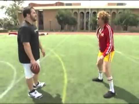 Will Ferrell NFL draft comedy bit