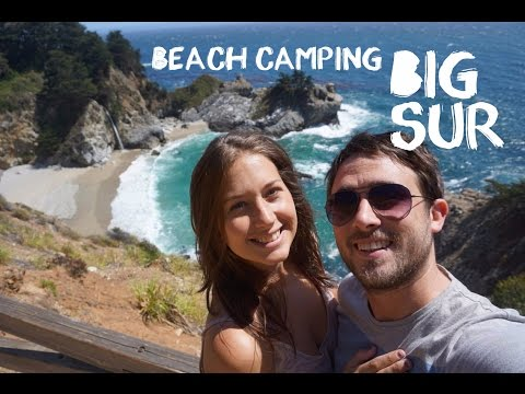 Big Sur Camping Travel Vlog (California Roadtrip)