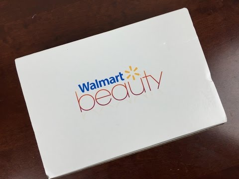 WALMART WINTER BEAUTY BOX 2016
