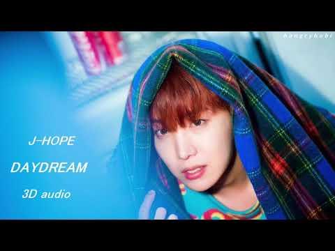 BTS J-Hope 'Daydream' 3D Audio [Use Headphones]