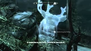 SkYRIM HOW TO GET HIRCINE'S RING AND SAVIOR'S HIDE