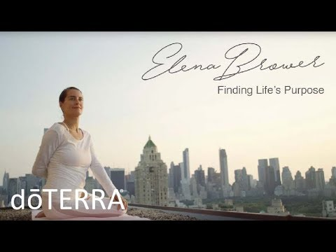 Elena Brower: Yogi, Essential Oils Enthusiast, doTERRA Advocate