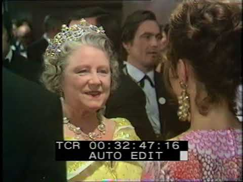 Queen Mother | Princess Margaret | Royal Premier | Love Story | 1971