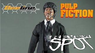 "Collectible Spot - Beeline Creative Inc. Pulp Fiction 13"" Talking Jules Winnfield"