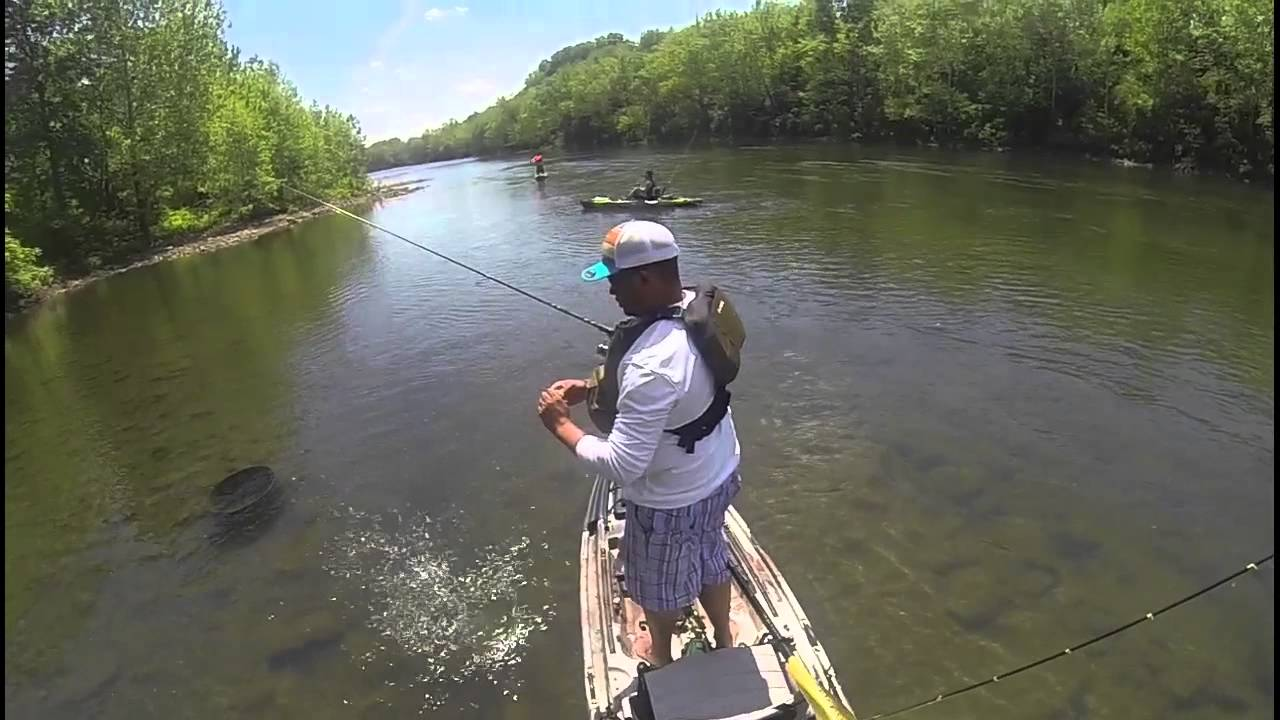 Yough river smallie fishing youtube for Youghiogheny river fishing