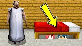 Minecraft ITA - NASCONDINO CON GRANNY!!