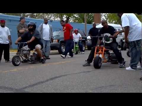 Super Fast Mini Bikes Detroit