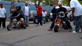 Super Fast Mini Bikes Detroit