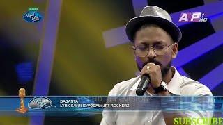 Bikram Baral- BASANTA (JPT ROCKERZ) Nepal Idol Season 2 Theater round 3 | September 7, 2018