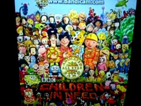 BBC children in need 2009 Peter kay - YouTube